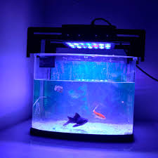 60 watt aquarium light colorful 60 watt dimmable full spectrum led reef light with mounting