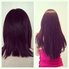 Beaded Hair Extension by Long To Short Hair Micro Bead Extensions Makeover Pinterest