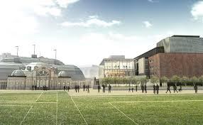 vinci starts 34m eastbourne tennis and theatre job construction