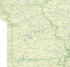 Interactive United States Map by Missouri Outline Maps And Map Links