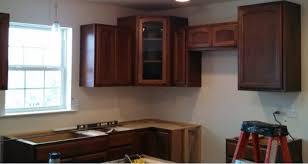 Yorktowne Kitchen Cabinets Building A New Model Home A Picture Diary Part 5