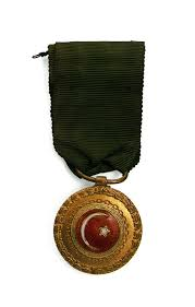 Ottoman Medals Nelson S Tcheleng Or The Of The Ottoman Crescent