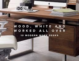 Modern Desks 10 Best Modern Desks For Gear Patrol