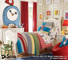 Dr Seuss Kids Room by Dr Seuss Sheeting Pottery Barn Kids