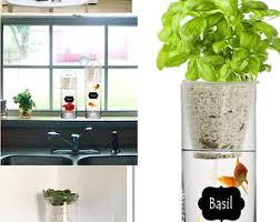 self watering indoor planters self watering etsy
