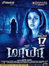 ghost film actress name maya 2015 tamil film wikipedia