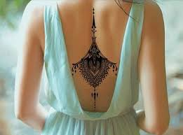 Back Tattoos - best 25 back tattoos for ideas on spine tattoos