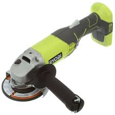 Ryobi 5 Portable Flooring Saw by Ryobi 18 Volt One 4 1 2 In Angle Grinder Tool Only P421 The