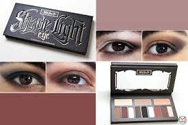 kat von d shade and light eye looks kat von d shade light eye contour palette makeup bellashoot