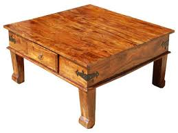 rustic solid wood coffee table furniture rustic square coffee table beautiful rustic solid wood