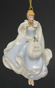 lenox cinderella ornaments at replacements ltd