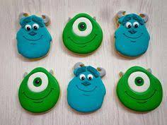 monsters cookies cookies monsters birthdays
