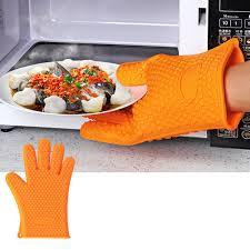 gant cuisine silicone walfos 1 food grade heat resistant silicone kitchen barbecue
