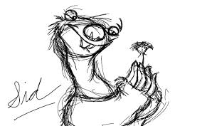 a dandelion sketch by mitch el on deviantart