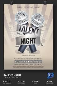 talent show flyers talent show flyer templates canva valo