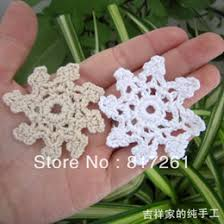 crocheted snowflakes ornaments crocheted snowflakes