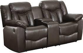 Sofa Reclining Nathanielhome Motion Reclining Sofa With Console Reviews
