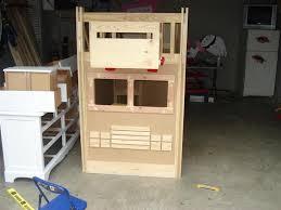 Build A Bunk Bed Diy Fire Truck Bunk Bed
