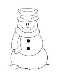 25 unique snowman coloring pages ideas printable
