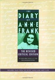 the diary of anne frank the revised critical edition by anne frank