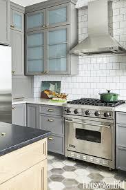 grey kitchen cabinets ideas 14 grey kitchen ideas best gray kitchen designs and