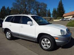 2006 hyundai santa fe gls used 2006 hyundai santa fe for sale pricing features edmunds