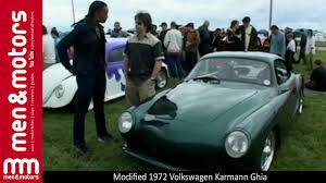 1972 karmann ghia modified 1972 volkswagen karmann ghia youtube