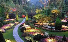 butchart gardens victoria canada fasci garden