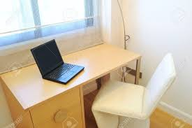 Modern Study Desk by Modern Study Room With Chair And Desk Stock Photo Picture And