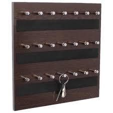 key holder wall regis wall mounted key holder board skywood wenge big wall