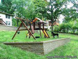 Decking Ideas For Sloping Garden Sloped Yard Ideas Small Sloped Backyard Ideas Landscaping
