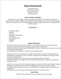Faculty Resume Sample by College Instructor Resume Sample Best Resume Collection