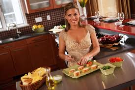 cat cora meet the first female iron chef