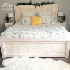 White Washed Bedroom Furniture by Fusion Mineral Paint Blog Dear Olympia Tagged
