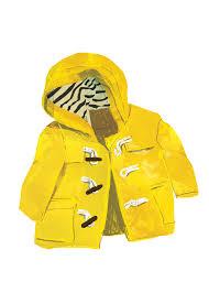 little rain jacket maria fabrizio