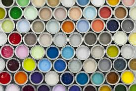 guide to different types of paint to use in sprayers