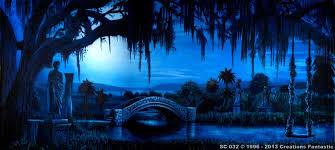 Backdrop Rentals Backdrop Sc032 Southern Moonlight 2