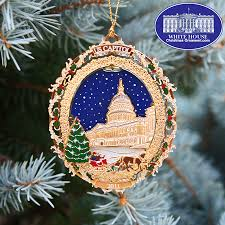 2011 u s capitol tree carriage ornament