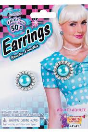 50s earrings women s 50 s style earrings 1950s costumes 50 s costumes