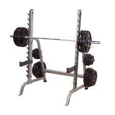 Squat Rack And Bench Press Combo Gym U0026 Training Power Squat Racks Ebay