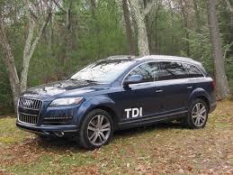 2011 audi suv 2011 audi q7 tdi clean diesel suv drive