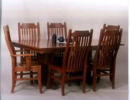 Mission Style Living Room Set Amish Dining Room Tables Style Dans Design Magz Amish Dining