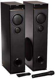 home theater systems in india amazon in buy intex it 12001 sufb 2 0 channel tower speakers
