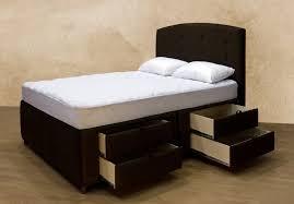 Diy King Size Platform Bed With Storage - queen storage bed frame ideas u2014 modern storage twin bed design