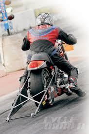 harley davidson 165 hp v rod destroyer drag racing bike cycle world