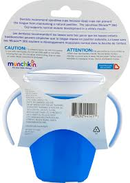 Munchkin Baby Gate Replacement Parts Munchkin Miracle Spoutless 360 Cup 1 0 Ct Walmart Com