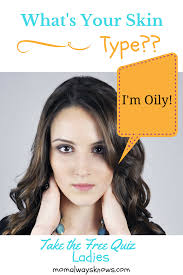 quiz what kind skin type do you have ladies take our free