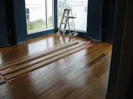 can i install wood flooring over concrete