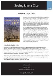 department of geography cambridge amin u0026 thrift seeing like a