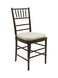 fruitwood chiavari chairs fruitwood chiavari chair w cushion chairs